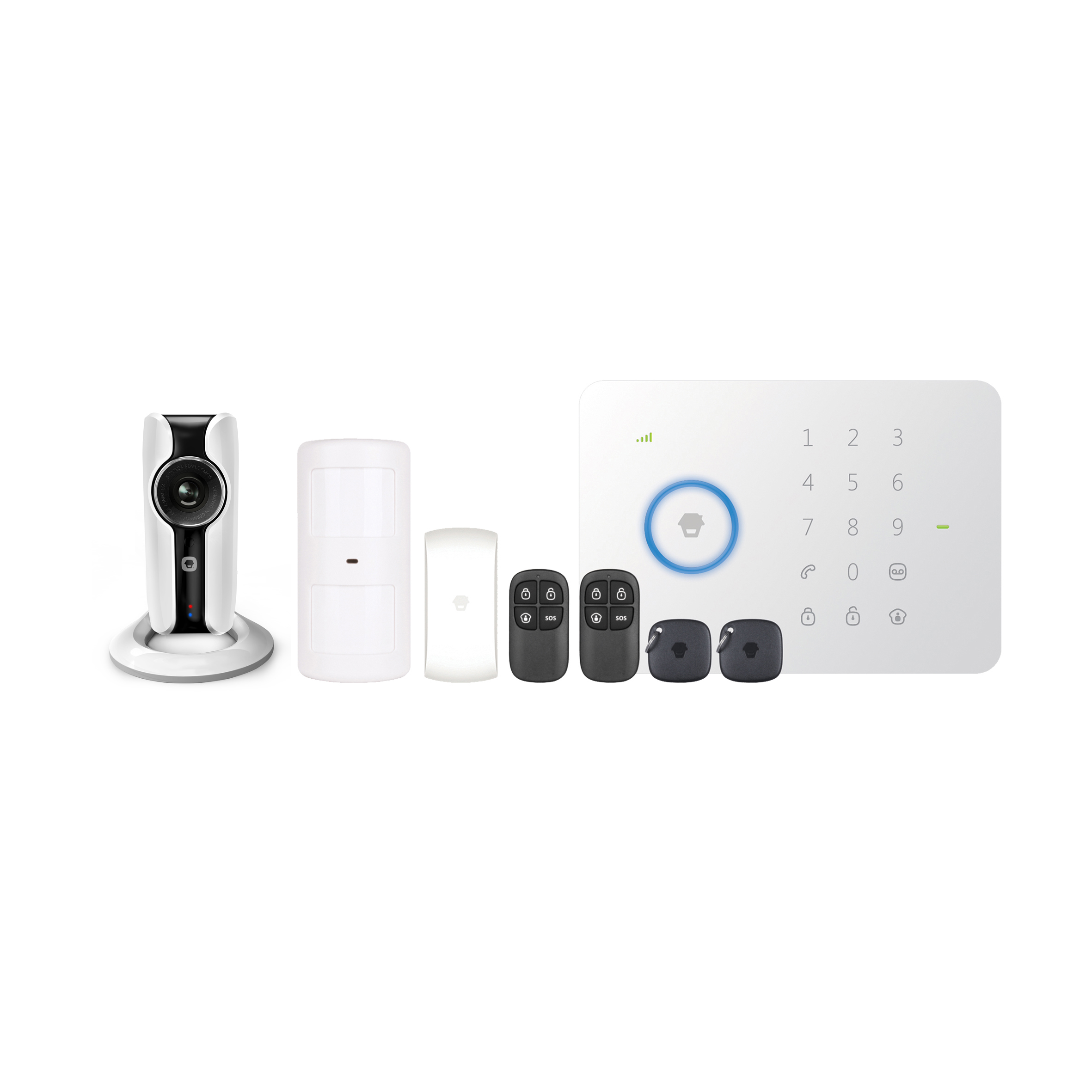Family Smart Home Wireless System
