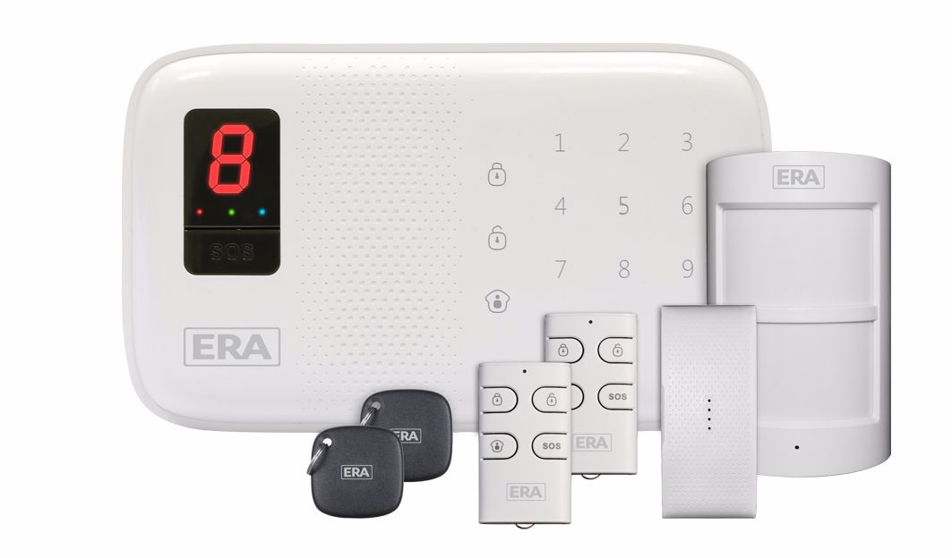 ERA Vault GSM/SMS Communicating Alarm Kit