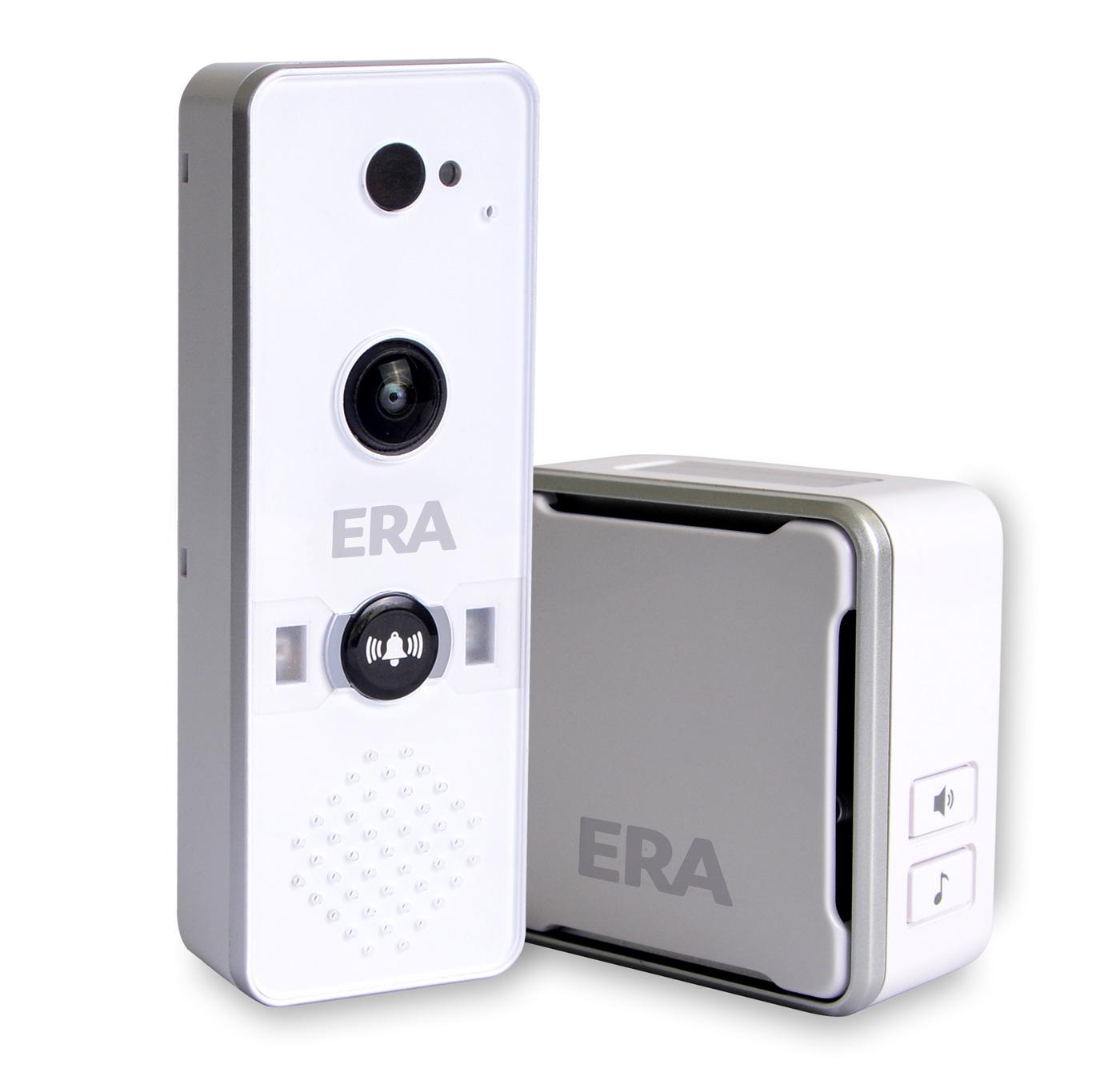 ERA DoorCam Smart Home WiFi Video Doorbell  sc 1 st  ERA Home Security & Smart Doorbell \u0026 WiFi Video | Video Doorbell UK Online | ERA Home ...