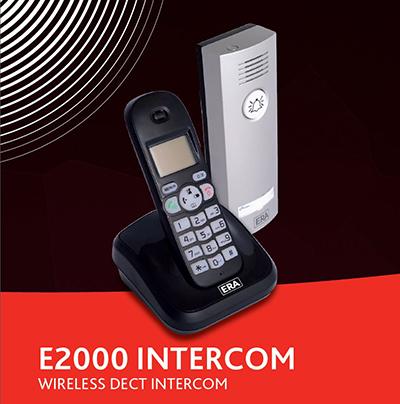 ERA E2000 Wireless DECT Door Intercom System