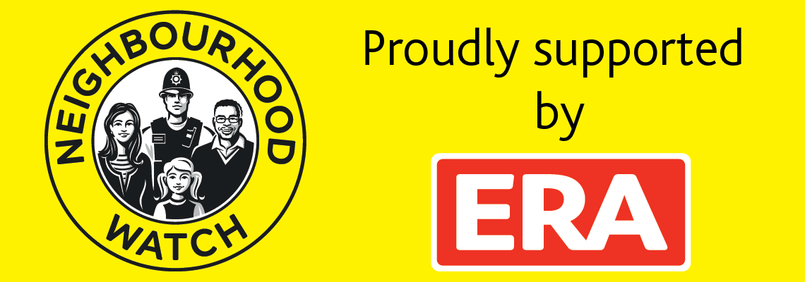 ERA proudly supports the Neighbourhood Watch
