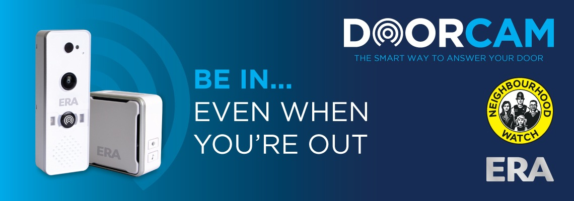 ERA DoorCam Smart Home WiFi Video Doorbell