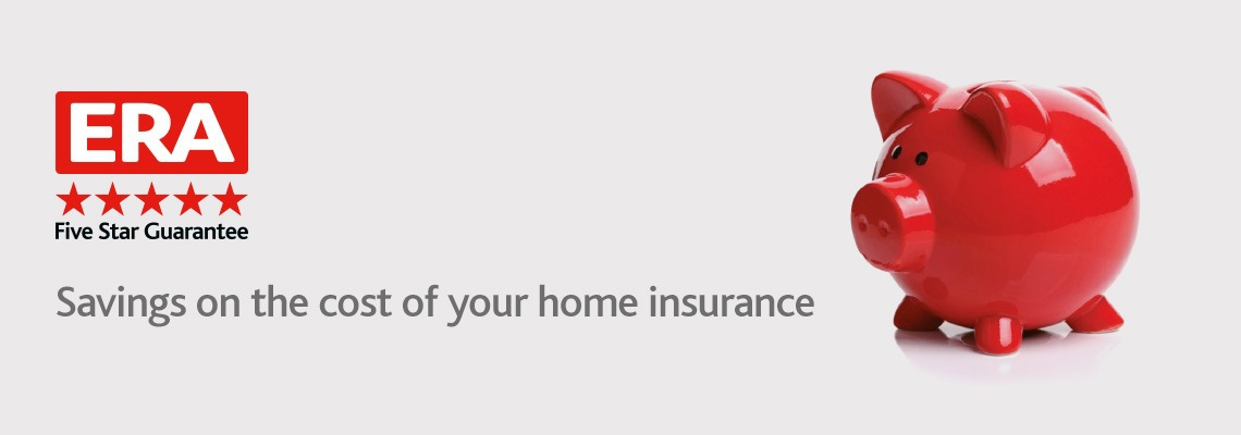Savings on the cost of your home insurance
