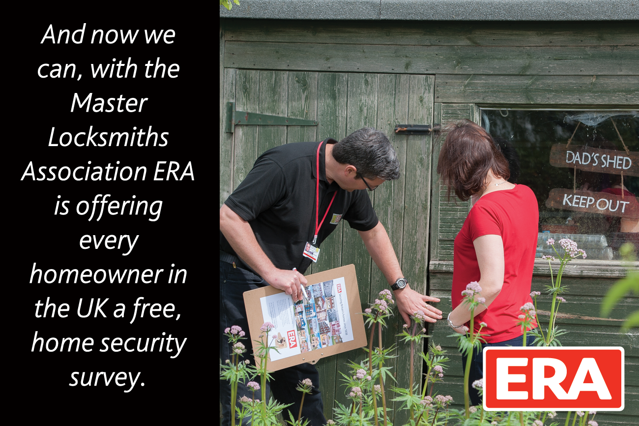 ERA and Neighbourhood Watch partner with five year sponsorship agreement
