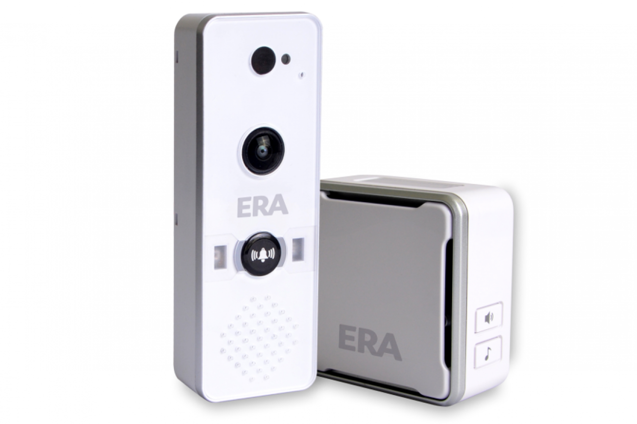 Ever Dreamed of Answering your Front Door from your Smart Phone? Now you Can