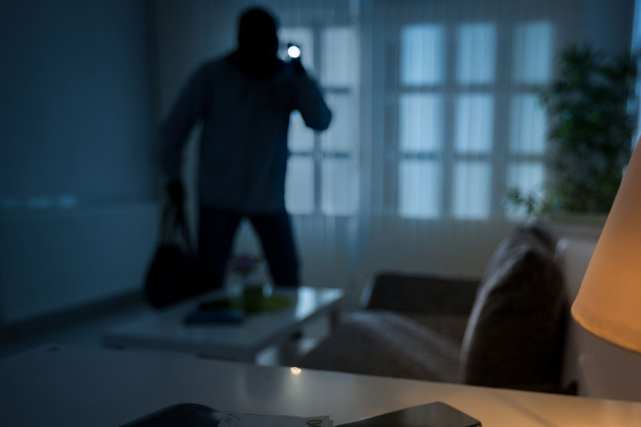 What Burglars Are Looking For in a Home