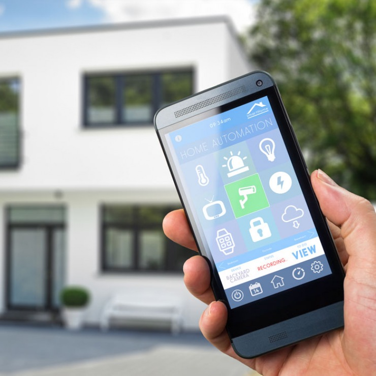 Home Security and the Internet of Things