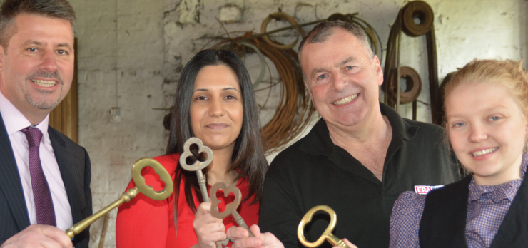 ERA Announces Support for Locksmith's House in Willenhall