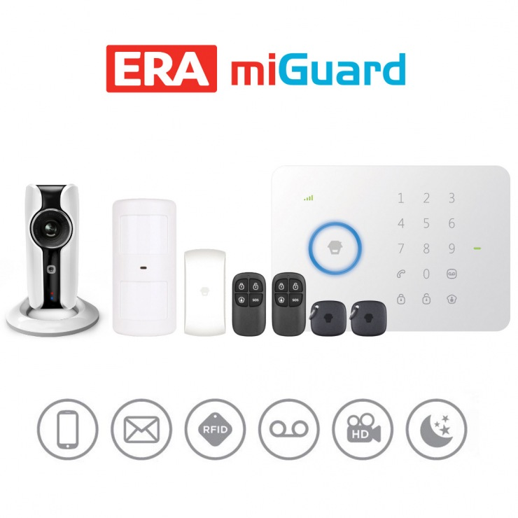 Innovative Smart Wireless Alarm System to Keep You Safe