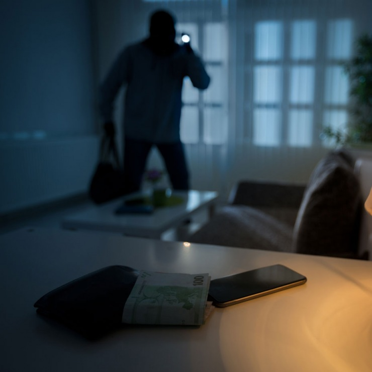 Will a Smart Home Alarm Stop a Burglar?