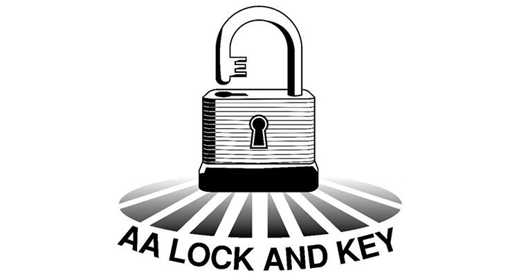 AA Lock and Key
