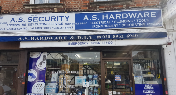 A.S Hardware & Security