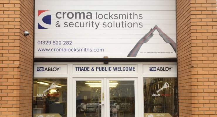 Croma Locksmiths & Security Solutions (Portsmouth)