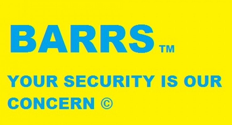 Barrs Security Locksmiths UK Limited