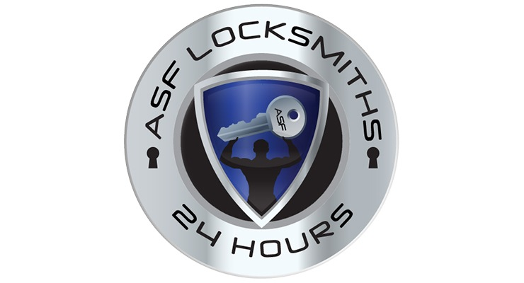 ASF Locksmiths Ltd Logo