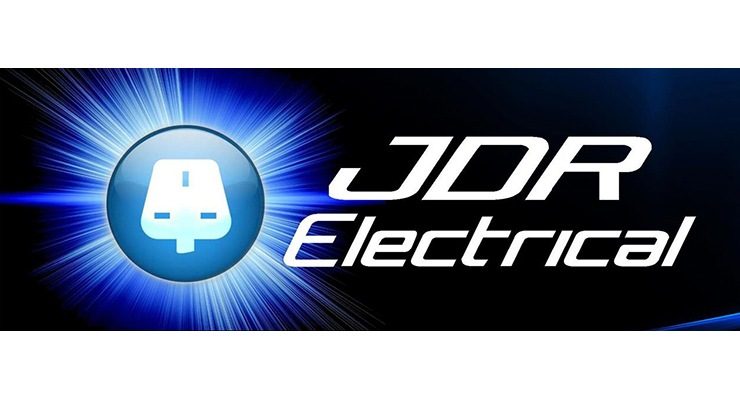 JDR Electrical Services Logo