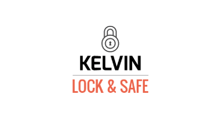 Kelvin Lock and safe Logo