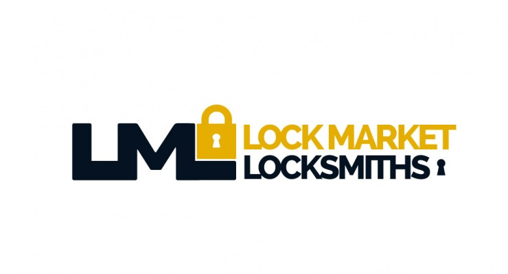 Lock Market Locksmiths Logo