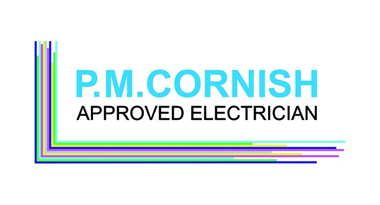 P.M. Cornish Logo