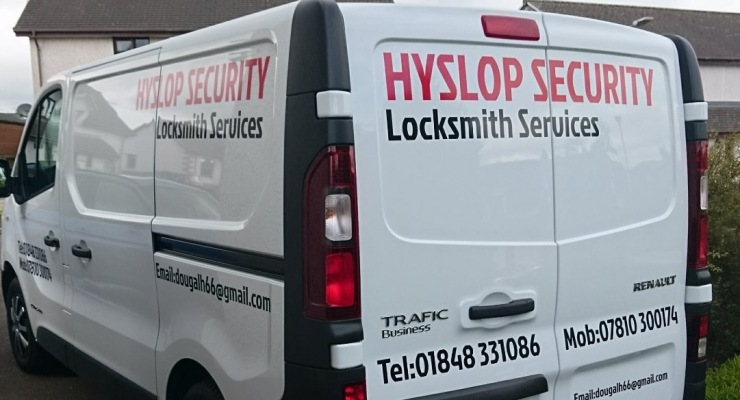 Hyslop Security (Locksmith Services)