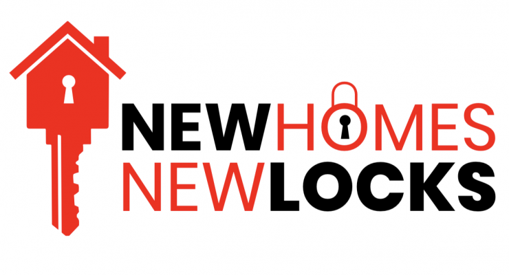 New Homes New Locks Logo
