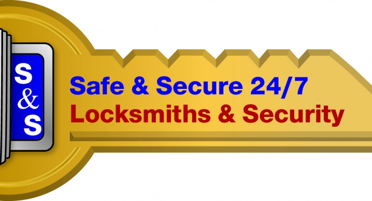 Safe & Secure 24/7 Ltd Logo
