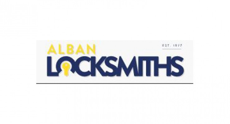 Alban Locksmiths Ltd Logo