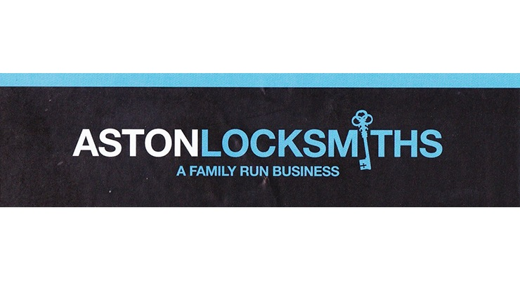Aston Locksmiths Logo