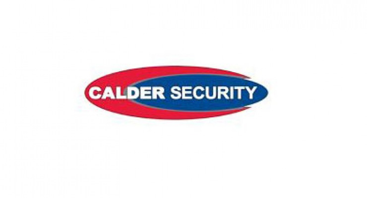 Calder Security Limited Logo
