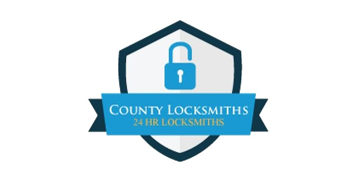 County Locksmiths (Bitterne) Logo