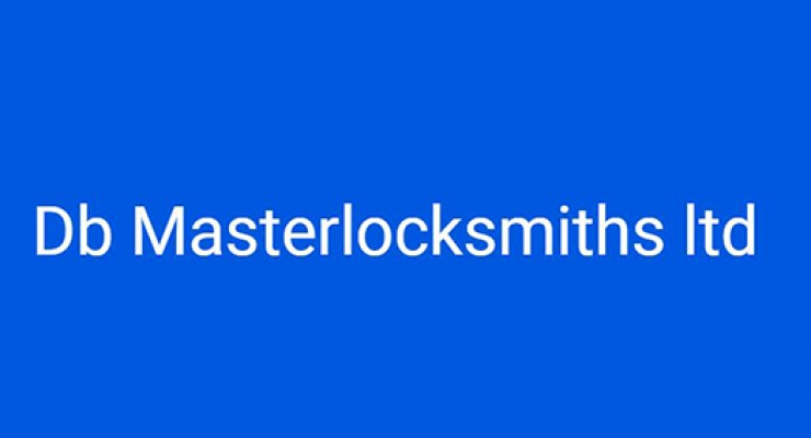 Db Masterlocksmith ltd Logo