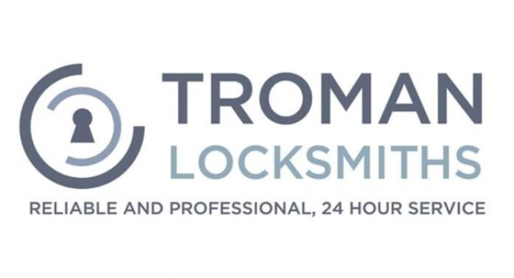 Troman Locksmiths Logo