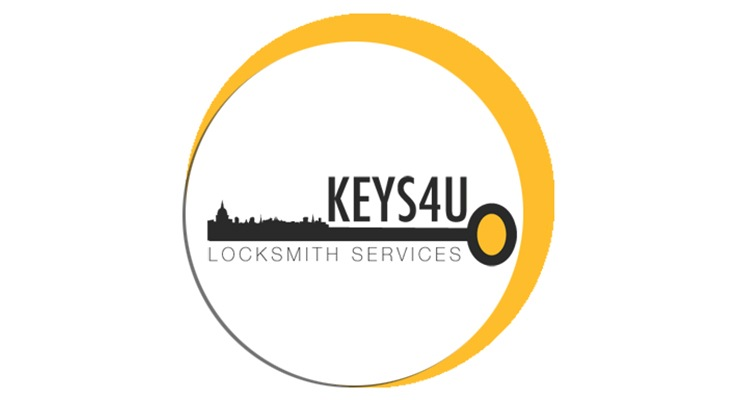 Keys4u Newham London Logo
