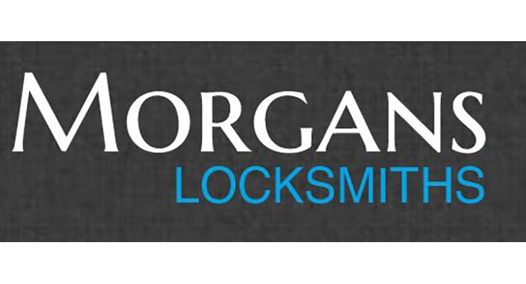 Morgans Locksmiths Logo