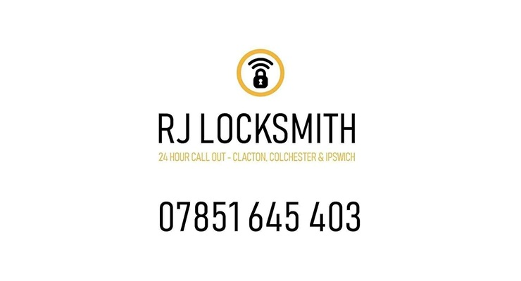 R J Locksmith Logo