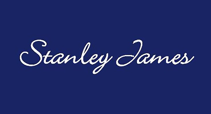 Stanley James Logo