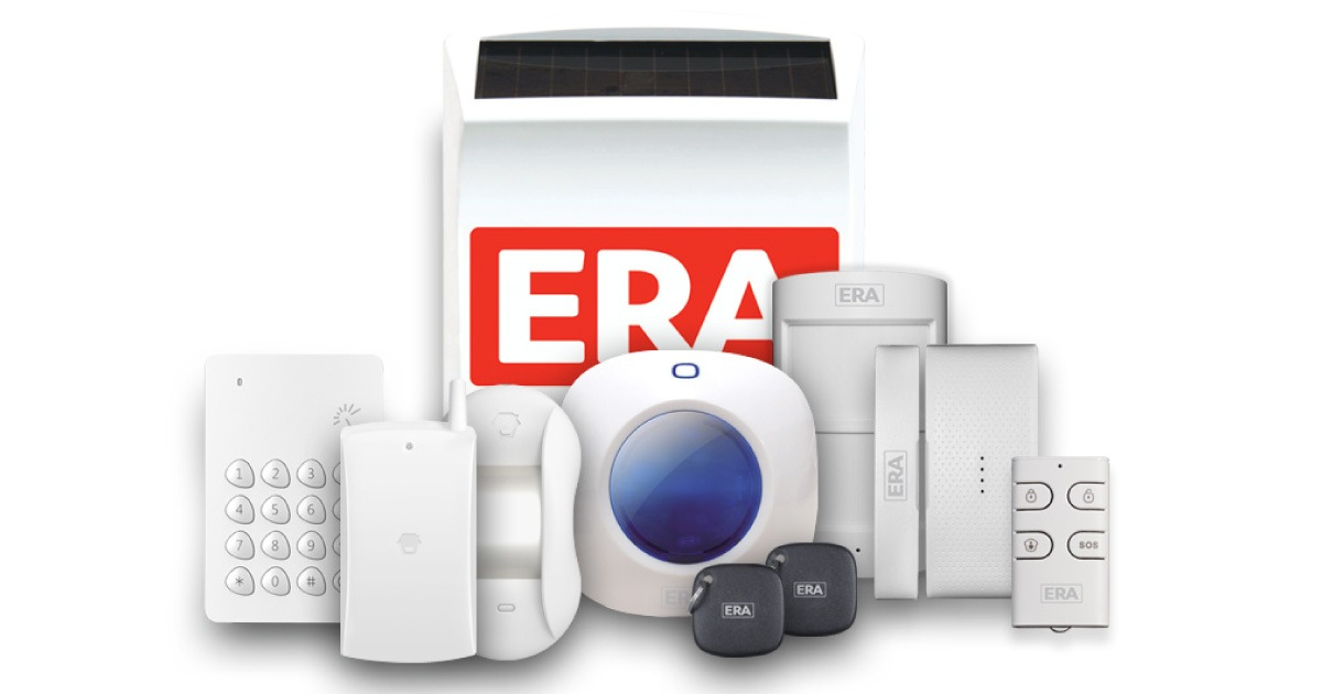diy wireless home security systems uk