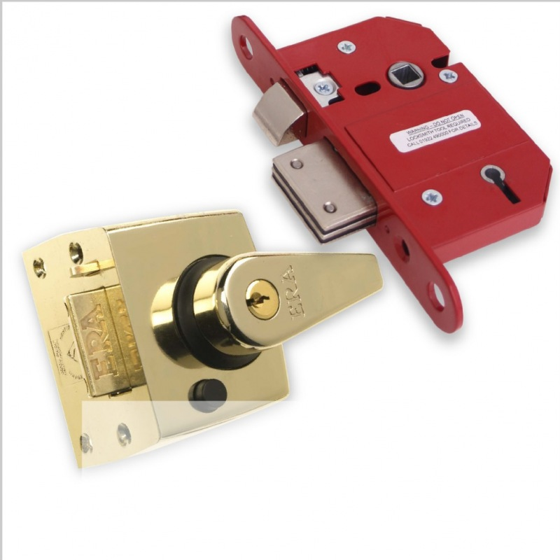 Nightlatches and Mortice Locks