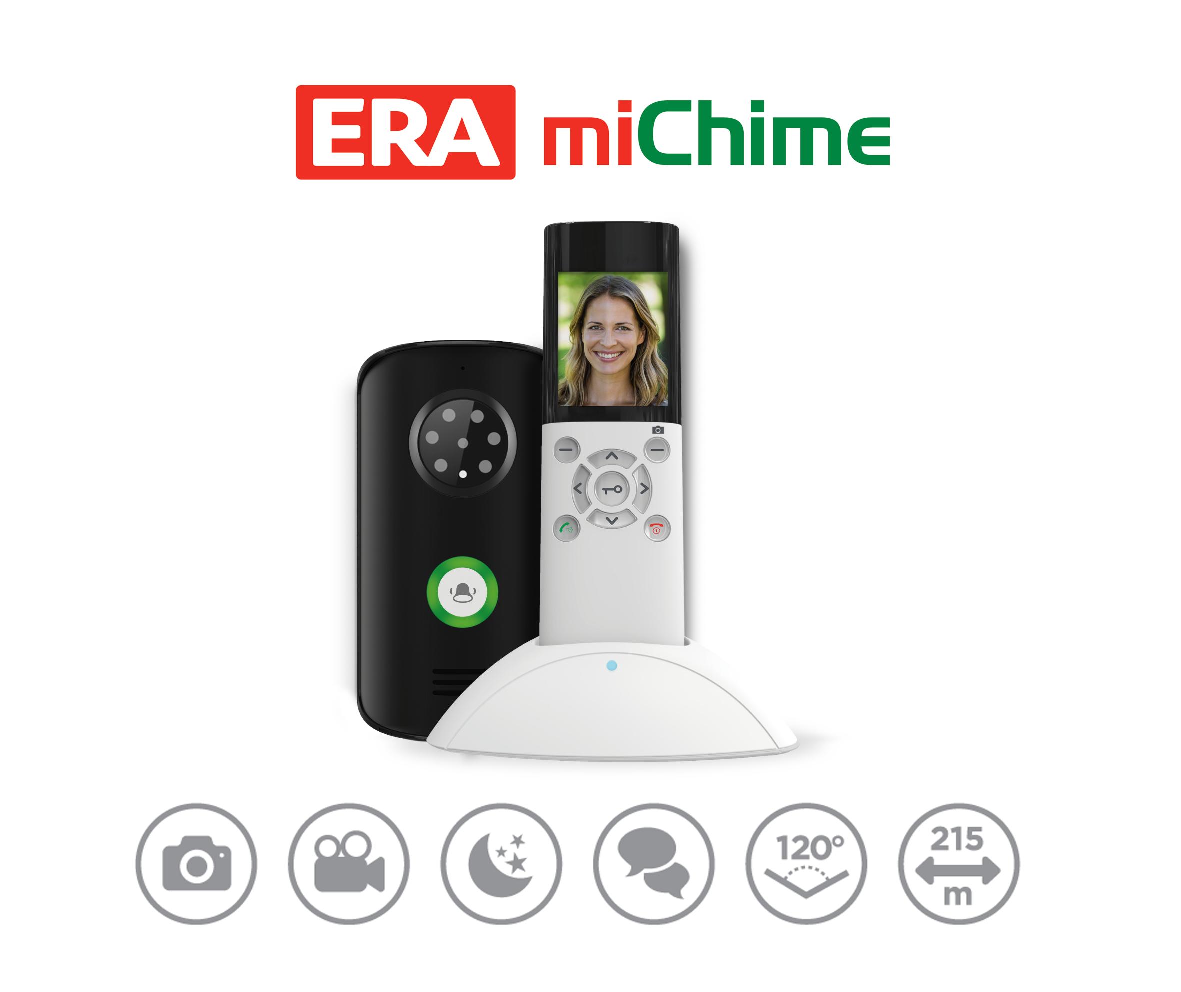 miChime Wireless Video Door