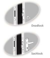 Deadlock and Sashlock security
