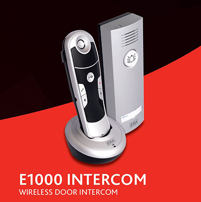 ERA E1000 Wireless Door Intercom System
