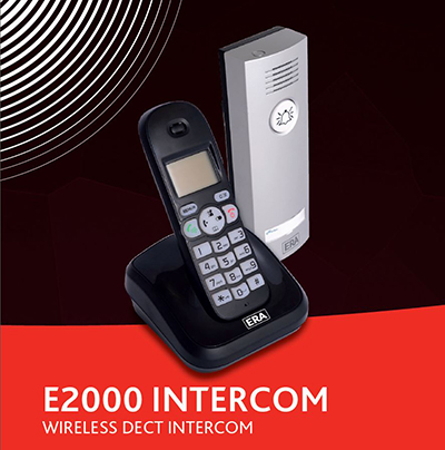 ERA E2000 Wireless DECT Door Intercom System