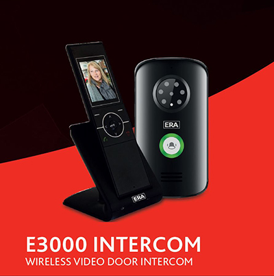 ERA E3000 Wireless Video Door Intercom System