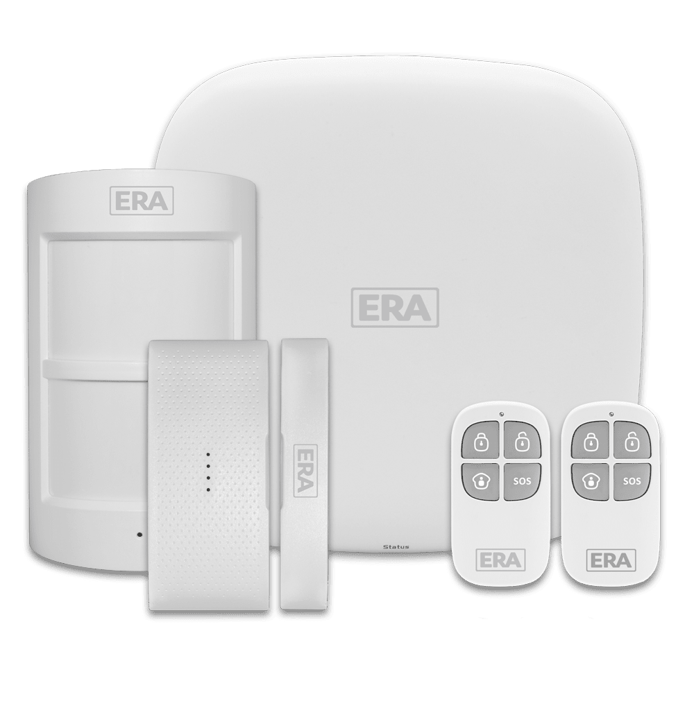 Homeguard Pro | Smart Home Alarm System, UK, Online | ERA Home Security