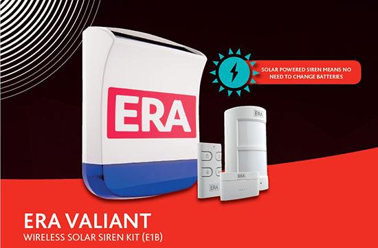 ERA Valiant Siren Starter Alarm System