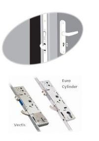Vectis door lock security