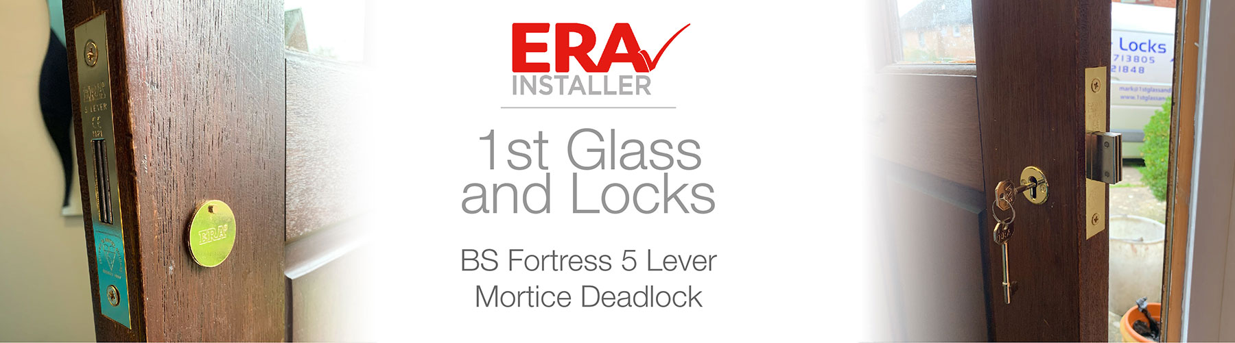 ERA Installer Testimonial 1st glass and locks