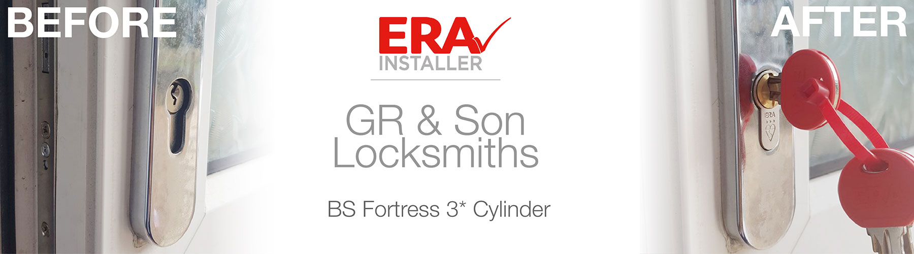 ERA Installer TestimonialGR and Sons
