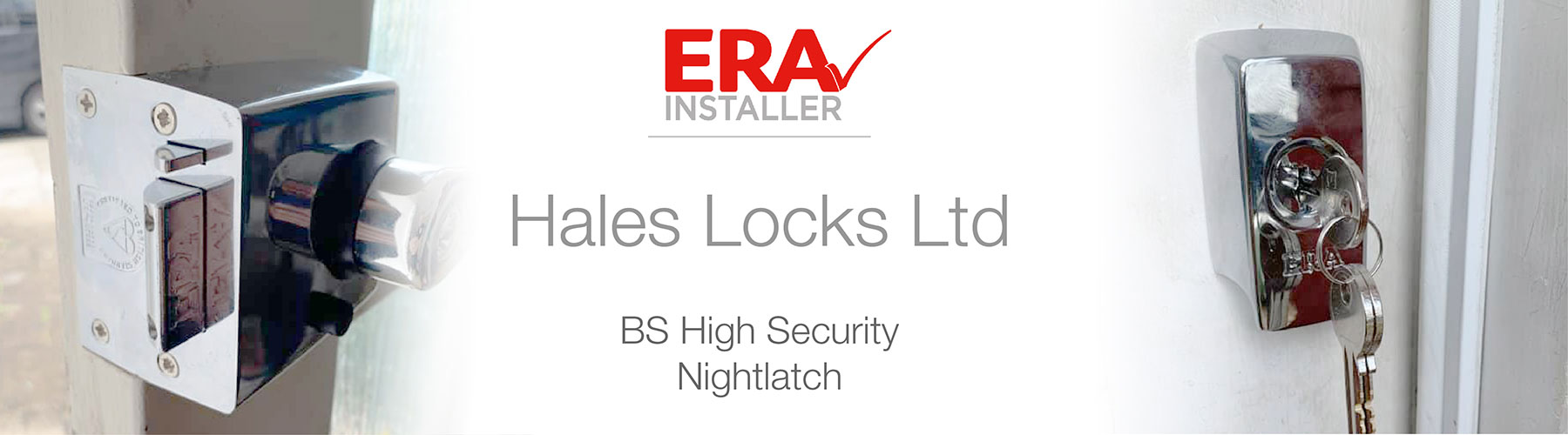 ERA Installer Testimonial Hales Locks