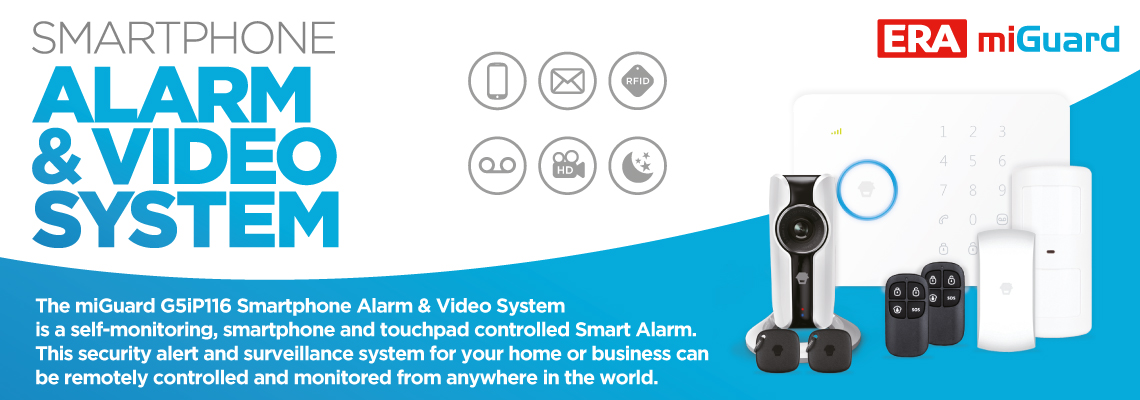 ERA Alarm Video System